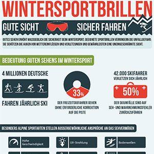 Portfolio: Wintersportbrillen