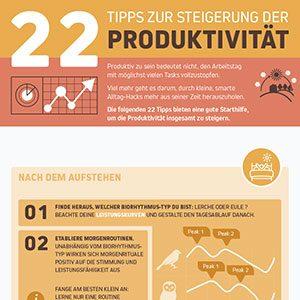 Portfolio: 22 Tipps zur Steigerung der Produktivität