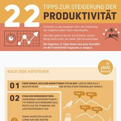 Portfoliothumb - Produktivität steigern